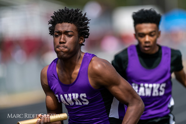 Wake County Track and Field Championships at Green Hope High School. March 30, 2019. D4S_9043