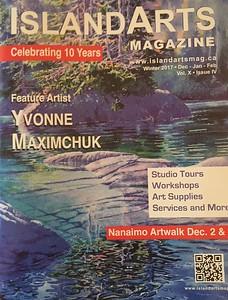 Island Arts Magazine