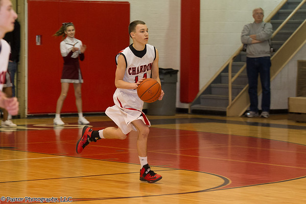 CHS JV Boys BB vs Fairport