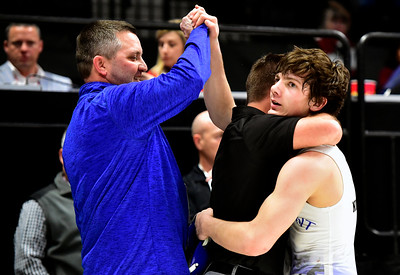 Photos: CHSAA State Wrestling Championship Day 2