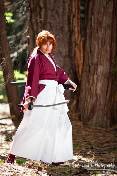 Himura Kenshin (Kimu) from Ruroni Kenshin