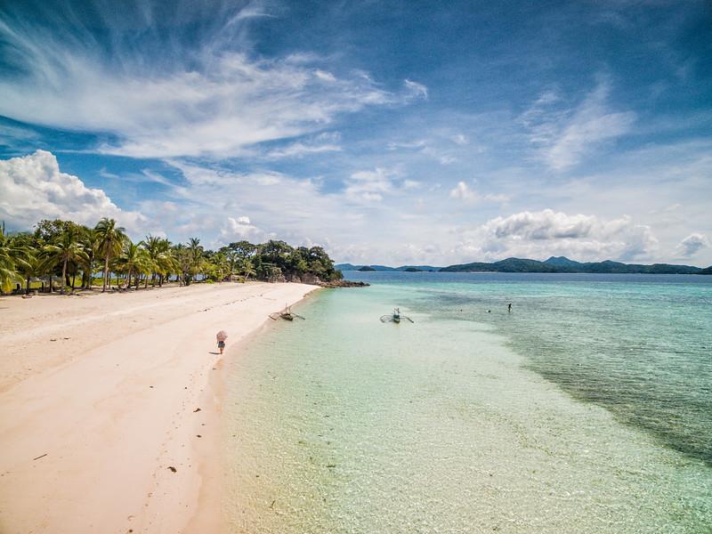 Nacpan Beach Philippines