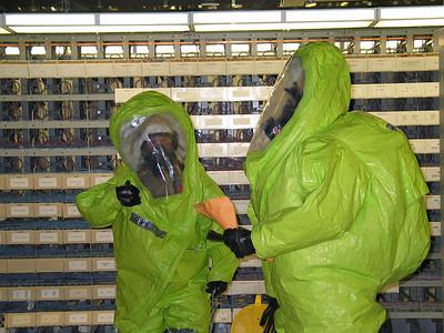 BTAC - HazMat Drill 2004