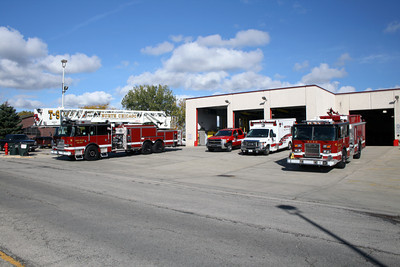 NORTH CHICAGO FIRE DEPARTMENT