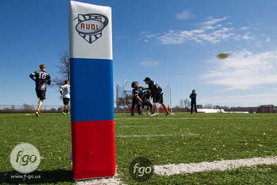 5-4-14 AUDL Indianapolis Alleycats v Minnesota Wind Chill Ultimate