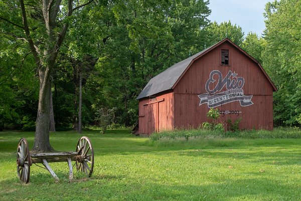 Ohio Bicentennial Barns