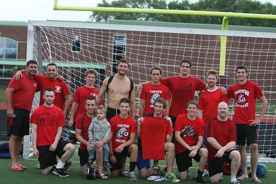2012 Soccer Alumni Game