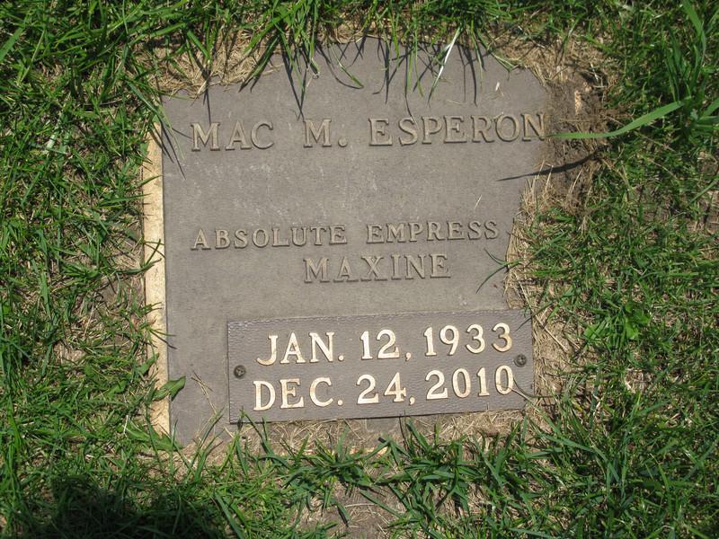 Mac M. Esperon