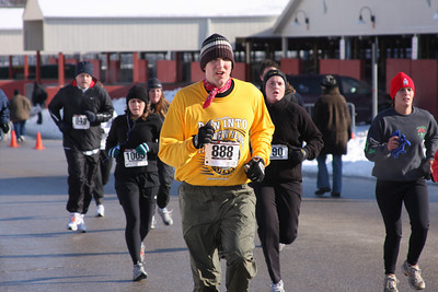 Run Into The New Year 5K