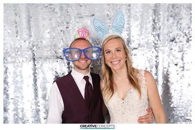 Sam + Ty Wedding