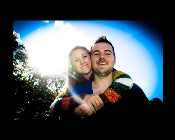 Matt and Haylee