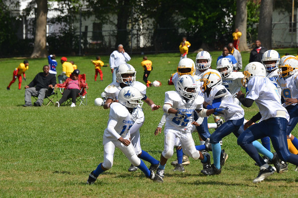 Wyoming MS/Youth Football