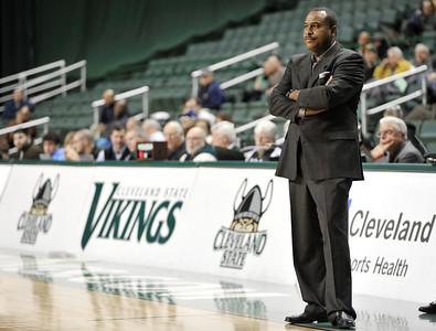 Cleveland State basketball