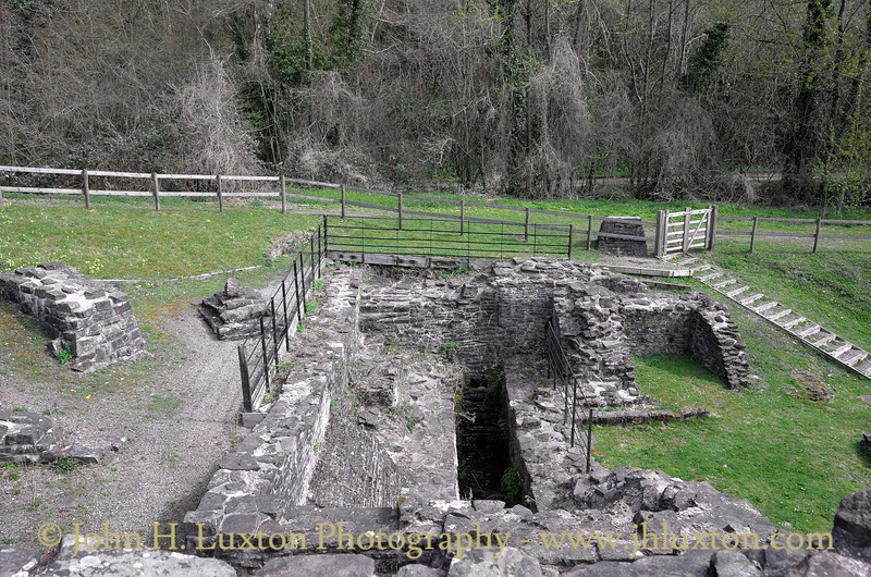 Abbey Tintern Furnace, Monmouthshire, Wales  -  April 16, 2015