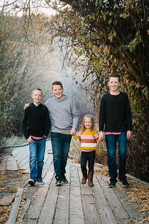 Arnell Family 2020