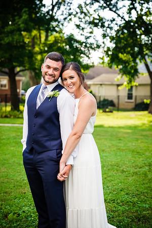 Melissa + Anthony | Micro Wedding | July 31, 2020