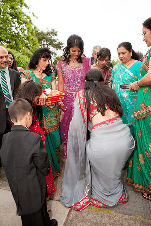 Ronak & Sefali Engagement party