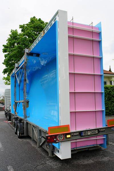 Bösch Transporte - Kranwagen