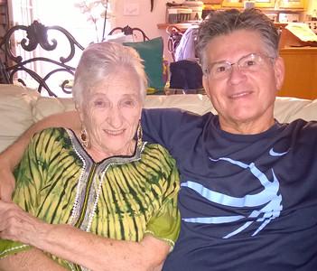 4/25/15 Mama Arlene in McAllen, TX