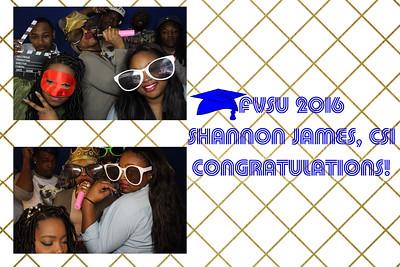 FVSU Graduation Party