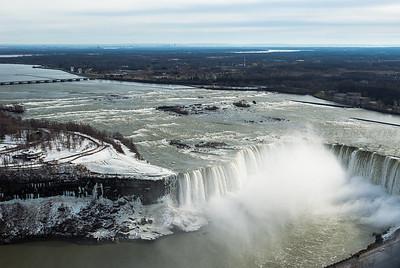 Niagara Falls  1-11-2017