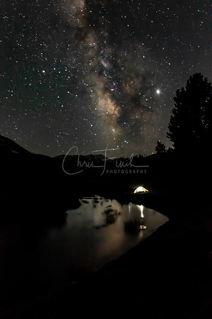 Night Two Under The Milky Way