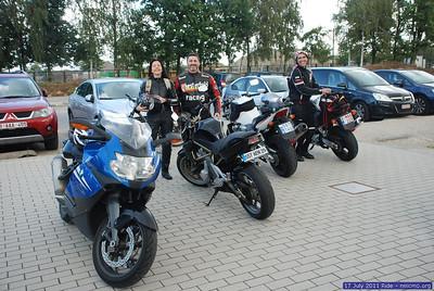 NMCMO Ride 17-07-2011