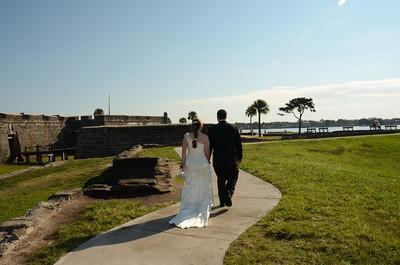 Zelda and Stephen Wedding. 10-12-2013