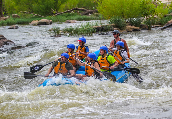 River City Rafting