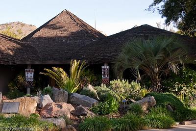 January—San Diego Wild Animal Park
