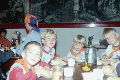 1995-1996 - Weekend - KAB - Westouter