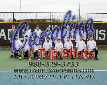 2015 Forestview Team