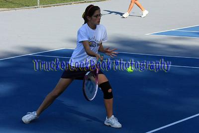 2008 Girls Tennis / Gallery IV