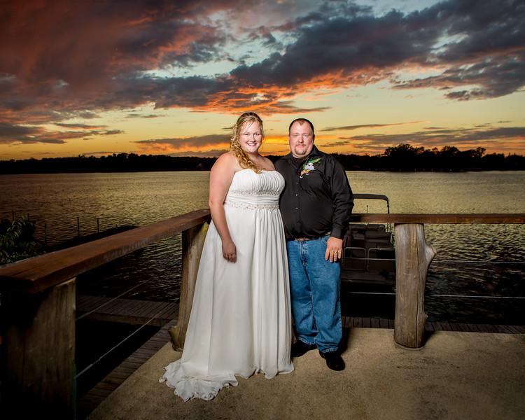 Chris and Rebecca Shepperd
