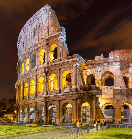Italy - Rome - Colosseum & Forums (Sep 2011)