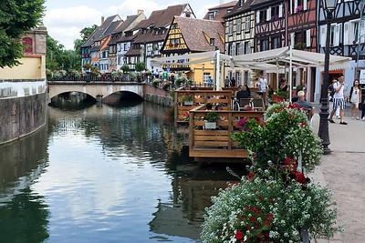 Bavaria, Switzerland & France 2015