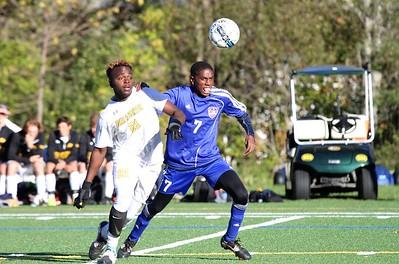 2016 BBA Boys Varsity Soccer vs MAU photos by Gary Baker
