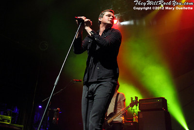 Keane <br> June 12, 2012 <br> House of Blues - Boston, MA <br> Photos by: Mary Ouellette