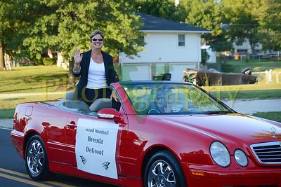 BLHS Homecoming Parade 2013