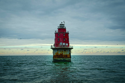 Delaware Bay Lighthouses