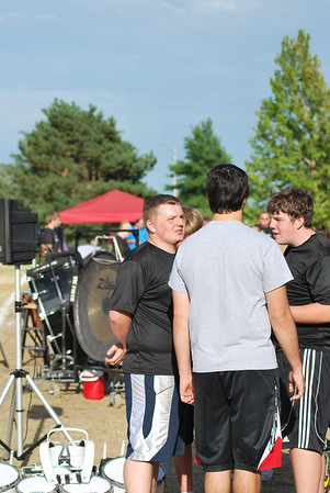 BHS Band Camp '12