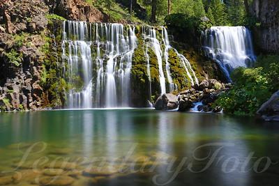 2015 July McCloud Falls