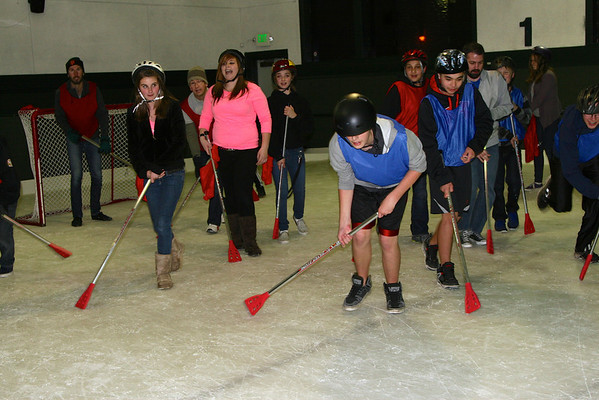 Jr. High Broom Hockey 2013