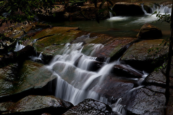 Maliau Basin 2011: Waterfalls & Cascades