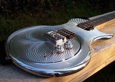 Guitars by Dave Eldredge