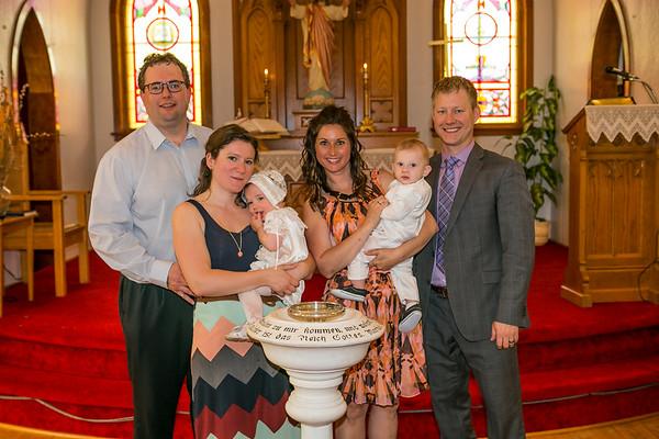 2017 Christening