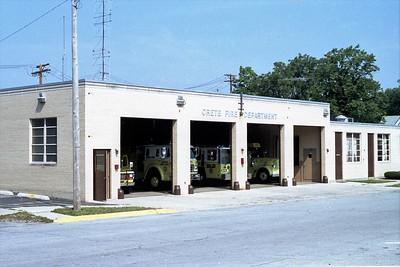 CRETE FIRE DEPARTMENT