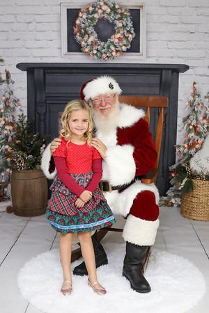 Long Santa Mini 2019