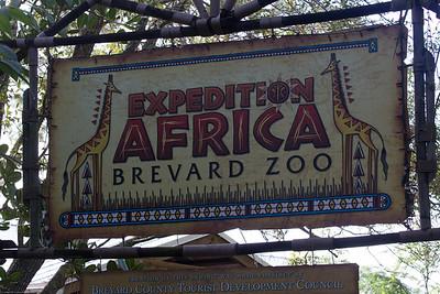 Florida Brevard County Zoo