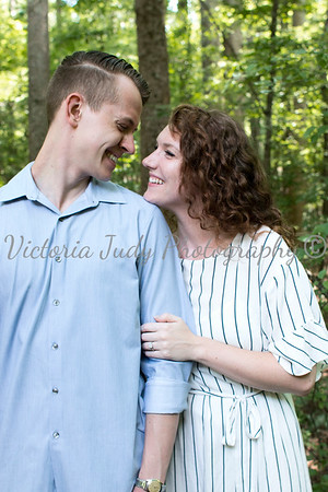 Mark & Laura - Engagement Session - July 2020